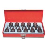 KOMPLET KLUCZY UDAROWYCH TYPU TORX 1/2'' - 55mm
